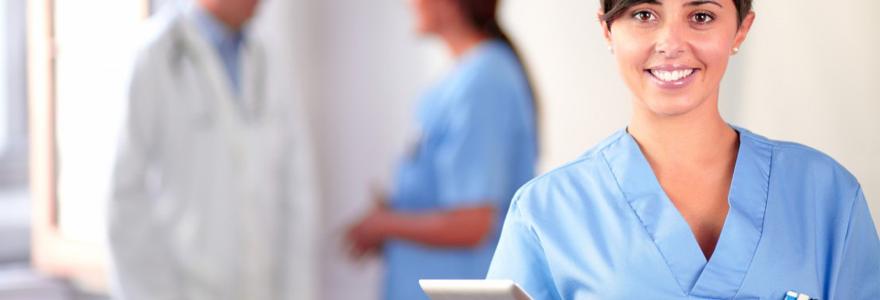 le caducée infirmier