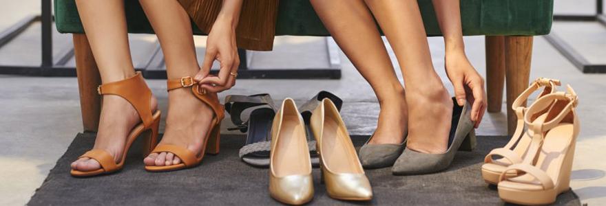 Chaussures de confort et de qualité pour femmes