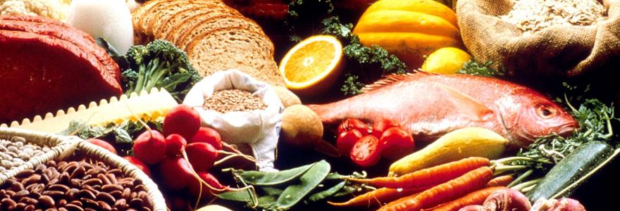 Les sources alimentaires de vitamines