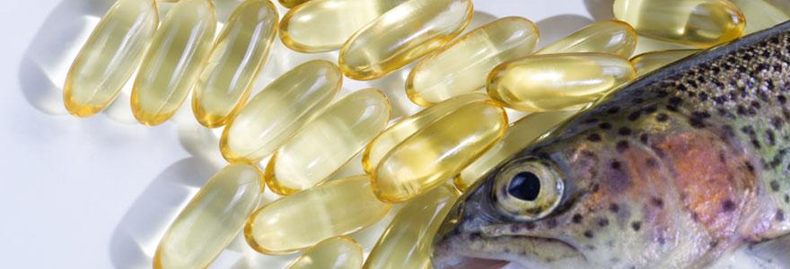 Les bienfaits de l'huile de poisson pour votre santé