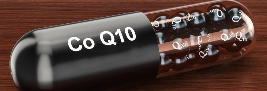Effets de la coenzyme q10