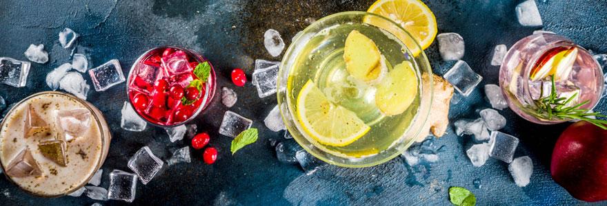 Cocktail régénérant